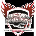 custom exhausts logo